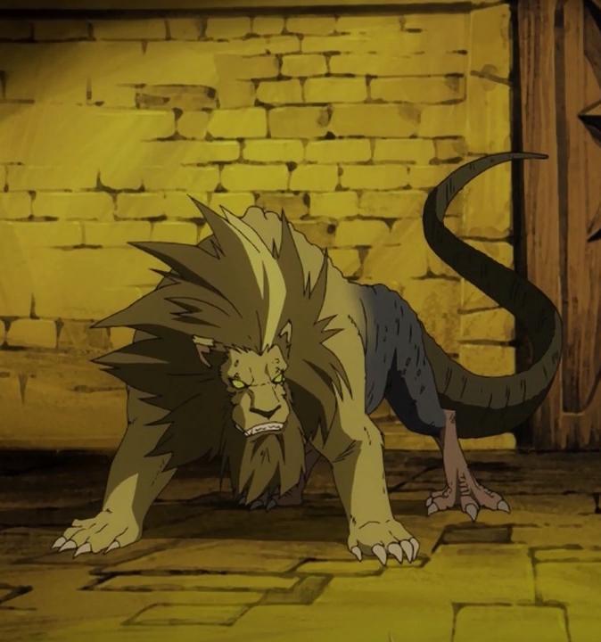 Chimera (Fullmetal Alchemist)