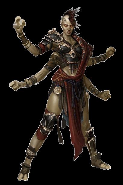 Sheeva (Mortal Kombat)