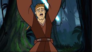 Skywalker jungle shoved