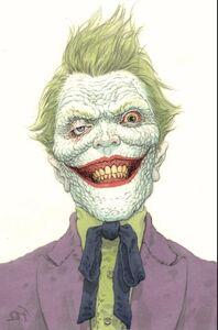 The Joker Vol 2 1 Textless Quitely Variant