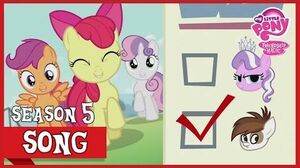 The Vote (Crusaders of the Lost Mark) MLP FiM HD