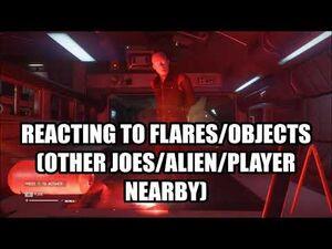 Alien- Isolation - Working Joe Voice Lines