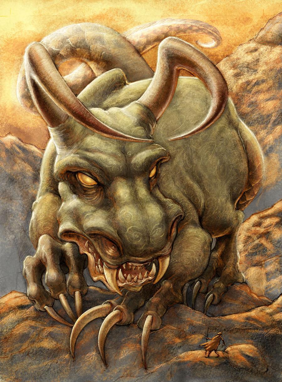 Behemoth (theology)