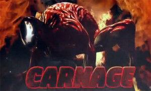 Carnage shattered