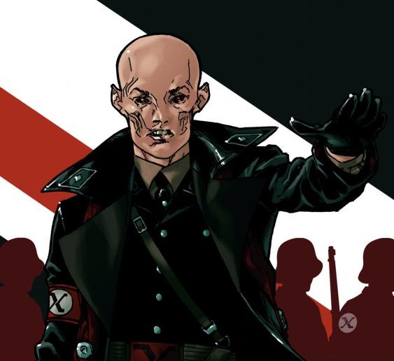 Charles Xavier (British Union of Fascists)