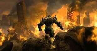 Doomsday Injustice Victory