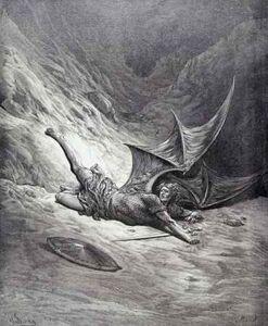 Fallen Lucifer