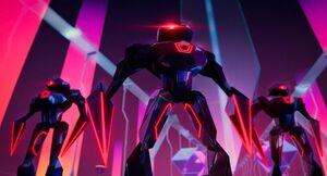 PAL Max Prime robots