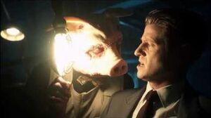 Professor Pyg kidnaps Jim Gordon & Harvey Bullock! Gotham Season 4 - Episode 6!