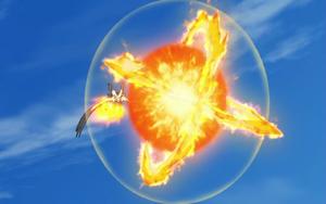 Reshiram M14 Fusion Flare