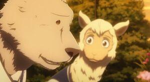 Riz and Tem anime 05