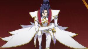 Shin Hyuga Shaing (Code Geass Akito the Exiled)