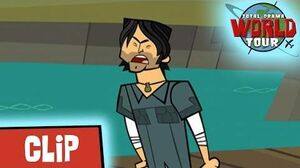 TOTAL DRAMA WORLD TOUR Chris's dark past (S3 Ep
