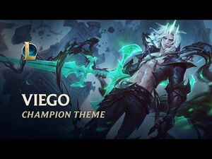Viego, The Ruined King - Champion Theme - League of Legends