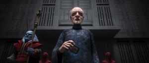 Chancellor Palpatine prosecutes