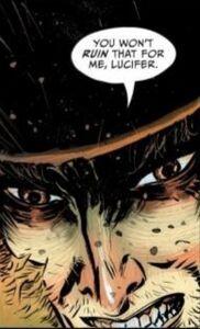 DC Vertigo Lucifer