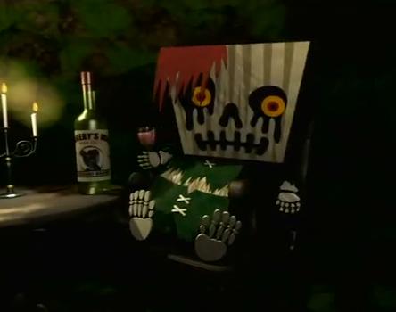 Dead Body (Gregory Horror Show)
