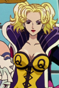 Honey Queen Anime Infobox