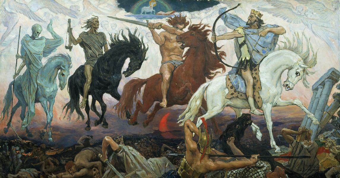 Horsemen of the Apocalypse (theology)