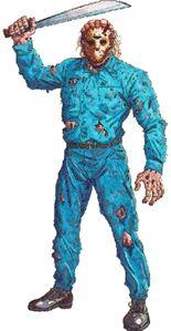 Jason cartoon