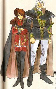 Jiol and Sheena