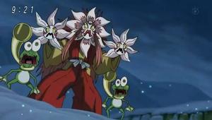 Kabukimon and Gekomon (Oh crap.)