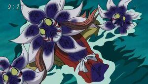 Kabukimon defeated
