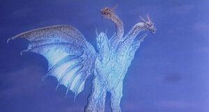 King Ghidorah (Rebirth of Mothra III) 16