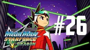 Mega Man Star Force Dragon Part 26 - Attack Of The Jammer HD