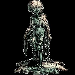 Mutated Carla (Clan Master)