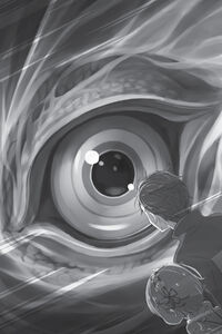 ReZero Volume 6 the Whale spots Subaru Illustration