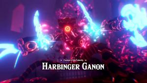 Catalyst of the Calamity Harbinger Ganon
