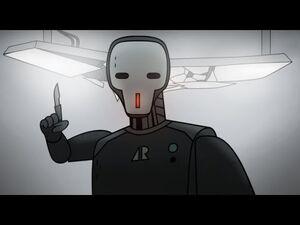 Confinement Ep3- The Robot