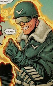 Frederick Myers (Earth-616) 0001