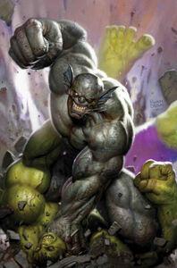 Immortal Hulk Vol 1 22 Bring on the Bad Guys Variant Textless