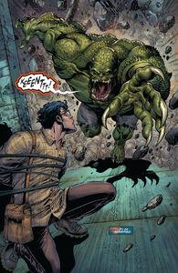 Killer Croc Prime Earth 0108
