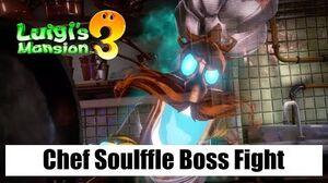 Luigi's Mansion 3 – Chef Soulffle Boss Fight (Floor 2)