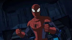 Marvel's Ultimate Spider-Man - Spidey VS Venom And Green Goblin Part 1
