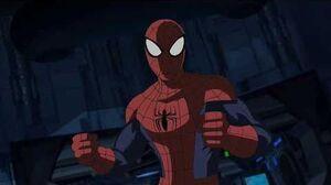 Marvel's Ultimate Spider-Man - Spidey VS Venom And Green Goblin Part 1