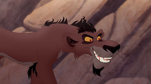 Nuka's Grin Lion Guard