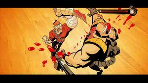 Shank Slices Inferno 2