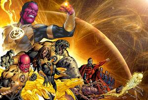 Sinestro Corps 02