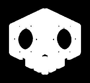 Sombra calavera skull