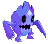 Strong Ice Monster