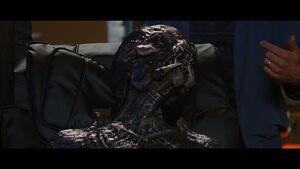 Unconscious alien