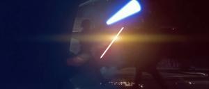 Anakin Skywalker Dooku shadows