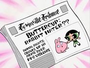 Buttercup Abuses a Bunny