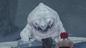 Dark Souls 2 - White Covetous Demon