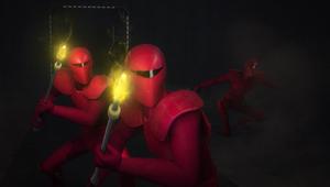 Emperor's Royal Guards