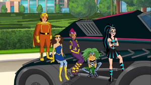 Female Furies (DC Superhero Girls G1)